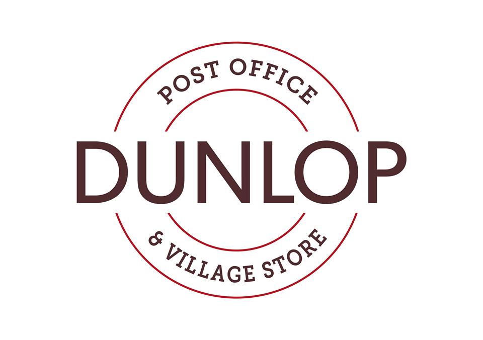 Dunlop Post Office Logo Designed by Circa78 Creative
