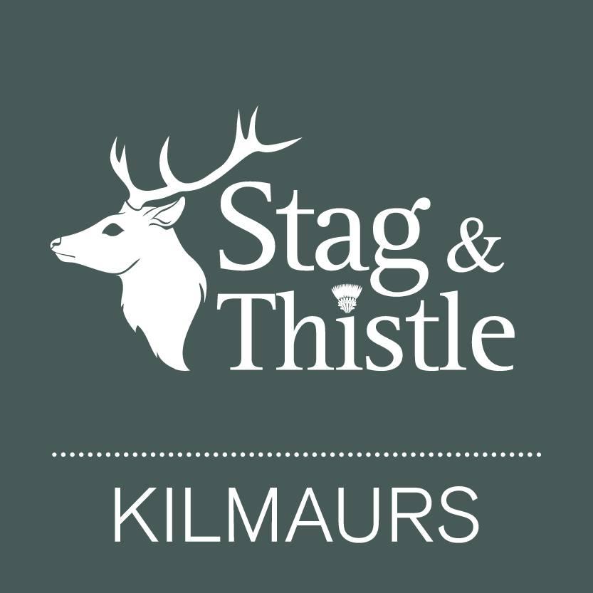 Stag & Thistle Avatar for Facebook, Kilmaurs