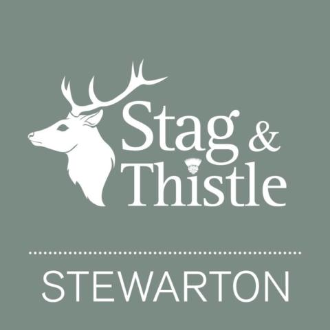 Stag & Thistle Avatar for Facebook, Stewarton
